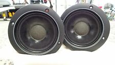 *PAIR* Infinity 902-4315 Midrange for SM-152 SM-122 Speakers *NICE*