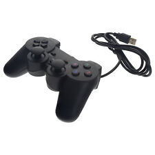 Controlador USB gamepad vibración PlayStation diseño para PC Mac equipo Windows