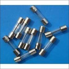Quick Blow Glass Tube Fuse Assorted Kit 100pcs 5x20mm