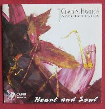 THE CLAYTON  HAMILTON  JAZZ ORCHESTRA  CD HEART AND SOUL