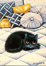 POSTCARD CARTE POSTALE ILLUSTRATEUR ANNA HOLLERER N° LA 311 / CAT / CHAT