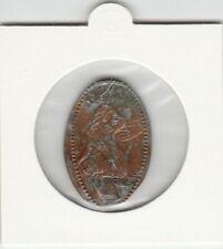 Pressed Pennies Elongated Penny - Disney - Disney World (a059)