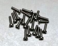 USA Shipping - 20 pc  M1.4x5mm Screws Philips Pen Head Micro Miniature