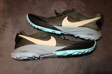 Nike Air Zoom Terra Kiger 5 Cargo Khaki Black AQ2219-301 Men's Shoes NWOB 14