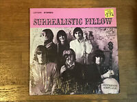 Jefferson Airplane LP in Shrink - Surrealistic Pillow - RCA LSP-3766 Stereo