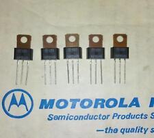 5 x MPS-U45 NPN Darlington Transistor 40v 2a TO-202 - MPSU45  - System 80 Driver