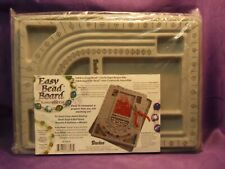 NEW DARICE EASY BEAD BOARD with REMOVABLE LID & STORAGE JEWELRY MAKING NECKLACES