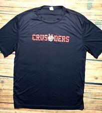 Sport Tek Crusaders Black Jersey Suze L