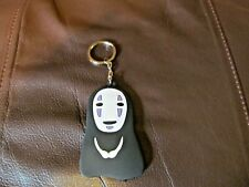 No Face Spirited Away Totoro Silica Double Sided Keychain (New)