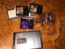 Sony Md Walkman Mz-E40 5 Mini Disc Works Well