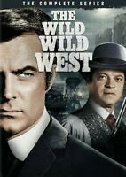 The Wild Wild West: The Complete Series (26 Disc) DVD NEW