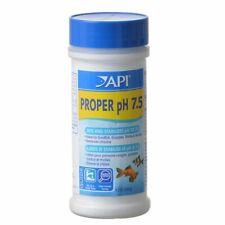 LM API Proper pH 7.5 Adjuster for Aquariums 260 Gram Jar