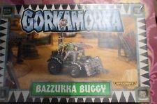 Games Workshop Gorkamorka Rokkit Buggy Bazzukka Vehicle BNIB New Sealed Orks 40K