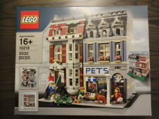LEGO Creator 10218 Pet Shop New in FACTORY SEALED Box Retired! Free Shipping!
