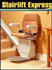 Straight Stannah Stairlift, fitted with 12 Mth warranty only £399.:-