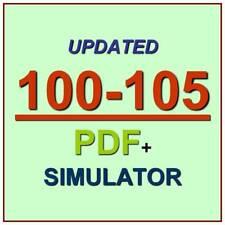 CCNA Interconnecting Cisco Networking CCENT Test ICND1 V3.0 100-105 Exam QA+SIM