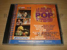 Argentina Gente 2 (CD) Michael Jackson Lionel Richie Jon & Vangelis John Miles