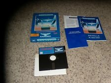 Starglider Commodore 64 C64 Game with box and manual