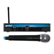 Gemini UHF-116M Handheld Wireless UHF System