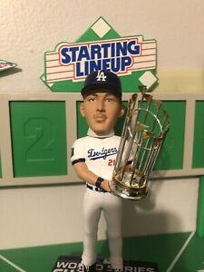 Walker Buehler  Los Angeles Dodgers World Series Champion Bobblehead