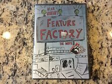 BEAR MOUNTAIN'S FEATURE FACTORY RARE NEW SEALED DVD! SNOWBOARDING SNOWBOARD HTF!