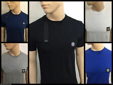 Stone Island Crew Neck Regular Casual Shirts & Tops for Men