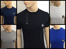 Stone Island Short Sleeve Crew Neck Men's Casual Shirts & Tops