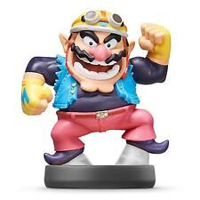 Nintendo Super Smash Bros. Series Amiibo Wario Wii WiiU 3DS Loose Figure