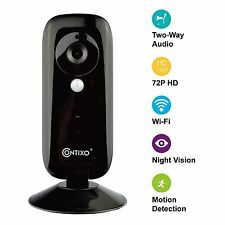 Contixo E1 Wifi Baby Security Monitor 720P HD Video Camera Motion Night Vision