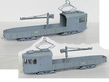 LM-33 Straßenbahn UdSSR Kranwagen Tram Streetcar Bausatz 1:87 H0
