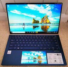 "ASUS ZenBook 14"" (256 GB, Intel Core i5 10th Gen., 1.60 GHz, 8 GB) Laptop -..."