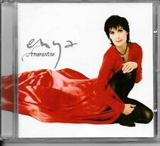 CD ALBUM 12 TITRES--ENYA--AMARANTINE--2005