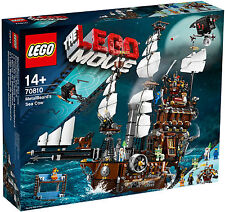 LEGO MOVIE 70810 - METALBEARD'S SEA COW - NEW - RETIRED SET - MELB SELLER