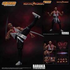 STORM COLLECTIBLES Mortal Kombat Figures - 1/12 Scale Baraka
