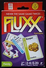 FLUXX Never The Same Game Twice - Vintage Card Game By Looney Labs From 2013/NEW