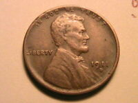 1911-D Choice VF Lincoln Wheat Cent Nice Original Tone One Penny Bronze USA Coin