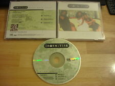 RARE PROMO Brownstone CD single Kiss and Tell r&b 3trx KINA Michael Jackson MJJ