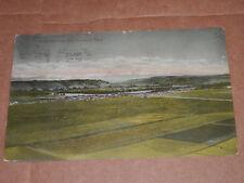 COLUMBUS MONTANA - 1909 POSTCARD - STILLWATER COUNTY - ENCHANTED VIEW
