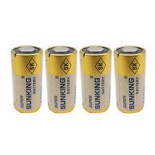 4 pc 28A 6V Alkaline Battery 4LR44  L R252 61-2618 CNB-544 Dog Collar Toy