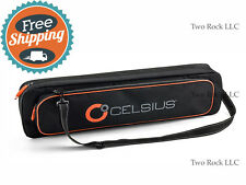 "Celsius - Ice Fishing ROD CASE Holds up to 30"" poles or tip-ups - Storage Locker"