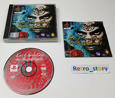 Sony Playstation PS1 - Les Chevaliers De Baphomet PAL