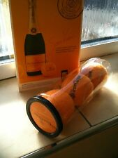 Veuve Clicquot NEW 3x Tennis Ball Sealed Tube BNIB Suit Open Clay Court SW19