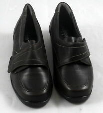 Sandpiper Wardale style ladies womens shoes. Chestnut brown size 3. Wide fit