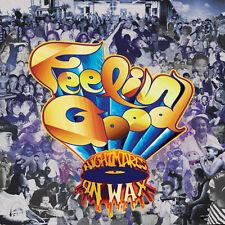 NIGHTMARE ON WAX FEELIN' GOOD CD DELUXE NUOVO SIGILLATO !!