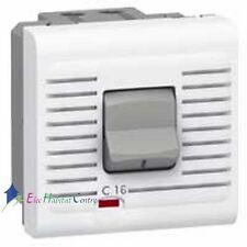 Disjoncteur magnéto-thermique mosaic 1P+N 16A Legrand 77522