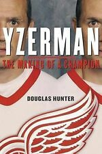 Yzerman: The Making of a Champion-ExLibrary
