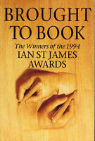 (Good)-Brought to Book: Winners of the 1994 Ian St.James Awards (Paperback)-Vari
