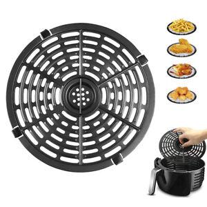 Air Fryer Replacement Grill Pan For Air Fryers Crisper Plate Non-Stick Fry Pans