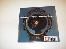 CD album promo LES AMAZONES D'AFRIQUE République Amazone