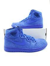 Nike Air Jordan 1 Retro High Premium Blue Void Womens Size AH7389-400